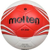 MOLTEN #5 Size 5 [FF-550-2] - Red - Bola Sepak / Soccer Ball